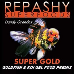 Repashy Super Gold Goldfish and Koi gel food premix