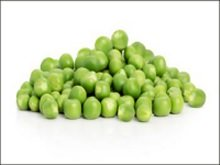 Green peas used to relieve constipation