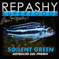 Repashy gel food is ideal for Goldfish as it is moist so is easily chewed and swallowed.